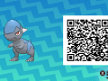 Pokemon Sun and Moon QR Codes (358)