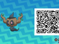 Pokemon Sun and Moon QR Codes (366)