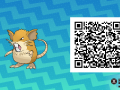 Pokemon Sun and Moon QR Codes (37)