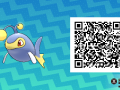 Pokemon Sun and Moon QR Codes (372)
