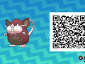 Pokemon Sun and Moon QR Codes (38)
