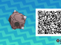 Pokemon Sun and Moon QR Codes (383)