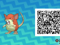 Pokemon Sun and Moon QR Codes (39)