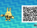 Pokemon Sun and Moon QR Codes (396)