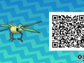Pokemon Sun and Moon QR Codes (406)