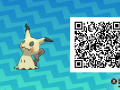 Pokemon Sun and Moon QR Codes (412)
