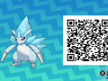 Pokemon Sun and Moon QR Codes (422)
