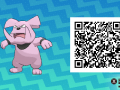 Pokemon Sun and Moon QR Codes (429)