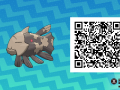 Pokemon Sun and Moon QR Codes (432)
