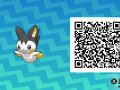 Pokemon Sun and Moon QR Codes (444)