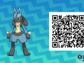 Pokemon Sun and Moon QR Codes (450)