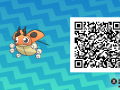 Pokemon Sun and Moon QR Codes (50)