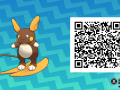 Pokemon Sun and Moon QR Codes (70)