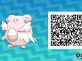 Pokemon Sun and Moon QR Codes (90)