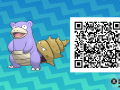 Pokemon Sun and Moon QR Codes (99)
