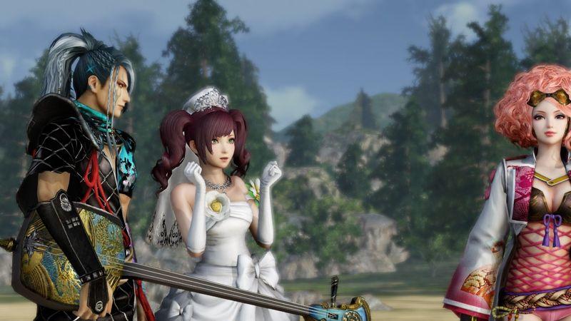 Samurai Warriors 4 DX announced for the Nintendo Switch
