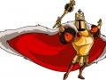 Shovel Knight King Art (1)