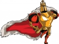 Shovel Knight King Art (2)