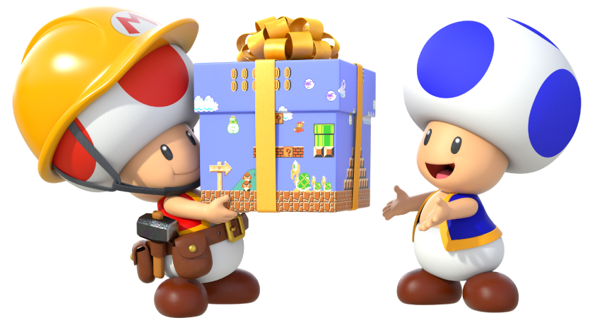 Super Mario Maker: overview video, Wii U bundles for Japan, JP
