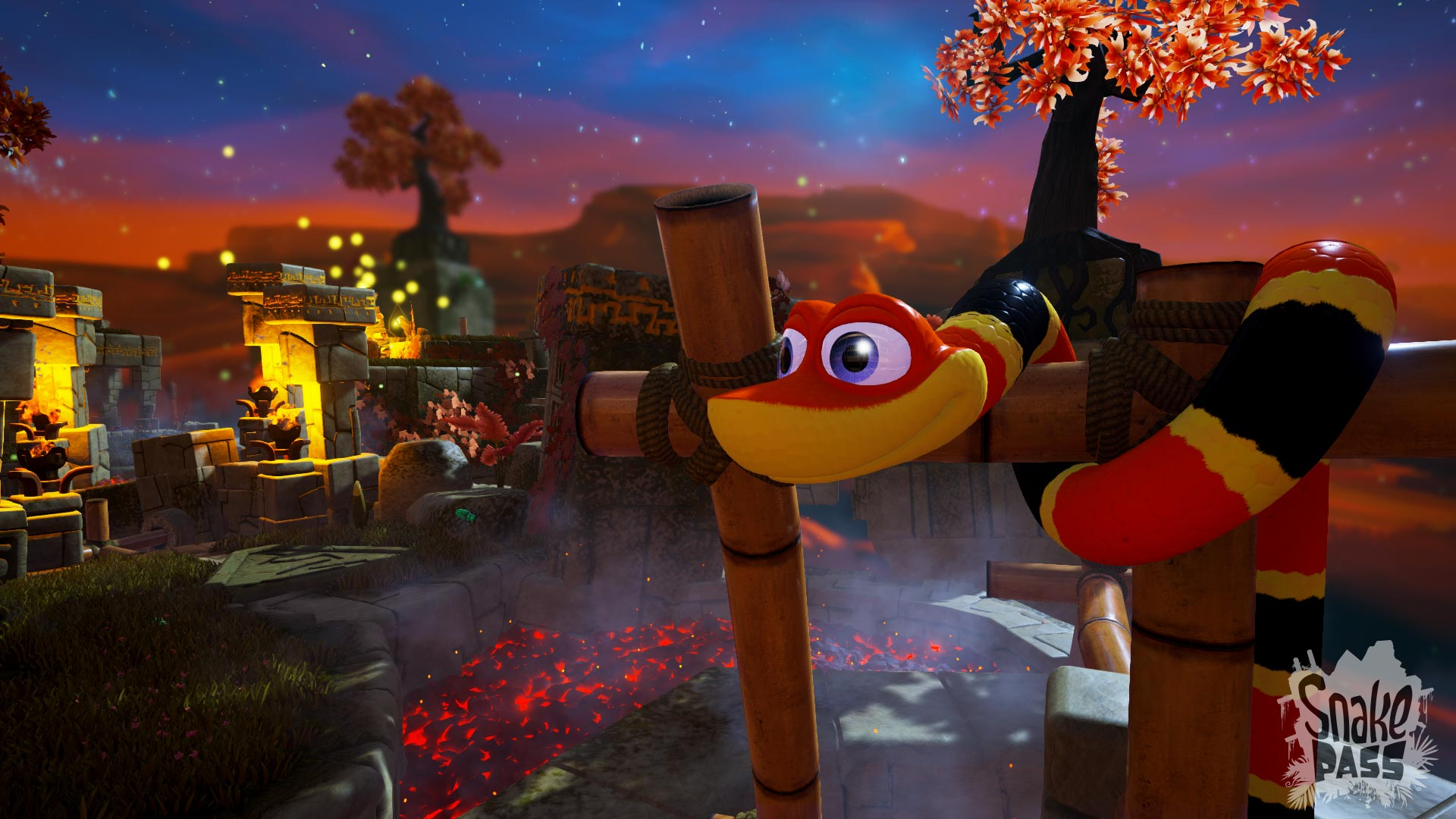 Nintendo Switch: Snake Pass / The Jackbox Party Pack 3 ...
