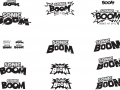 BOOM_lettering_studies