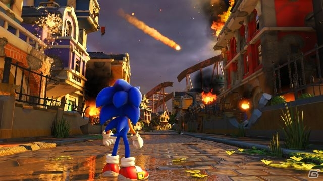 sonic news apr 12 famitsu details about sonic forces and sonic mania sonic boom prototype trailer perfectly nintendo sonic boom prototype trailer
