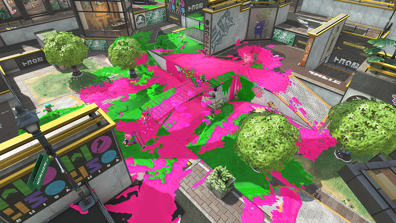 Splatoon 2 Announced For The Nintendo Switch Trailer