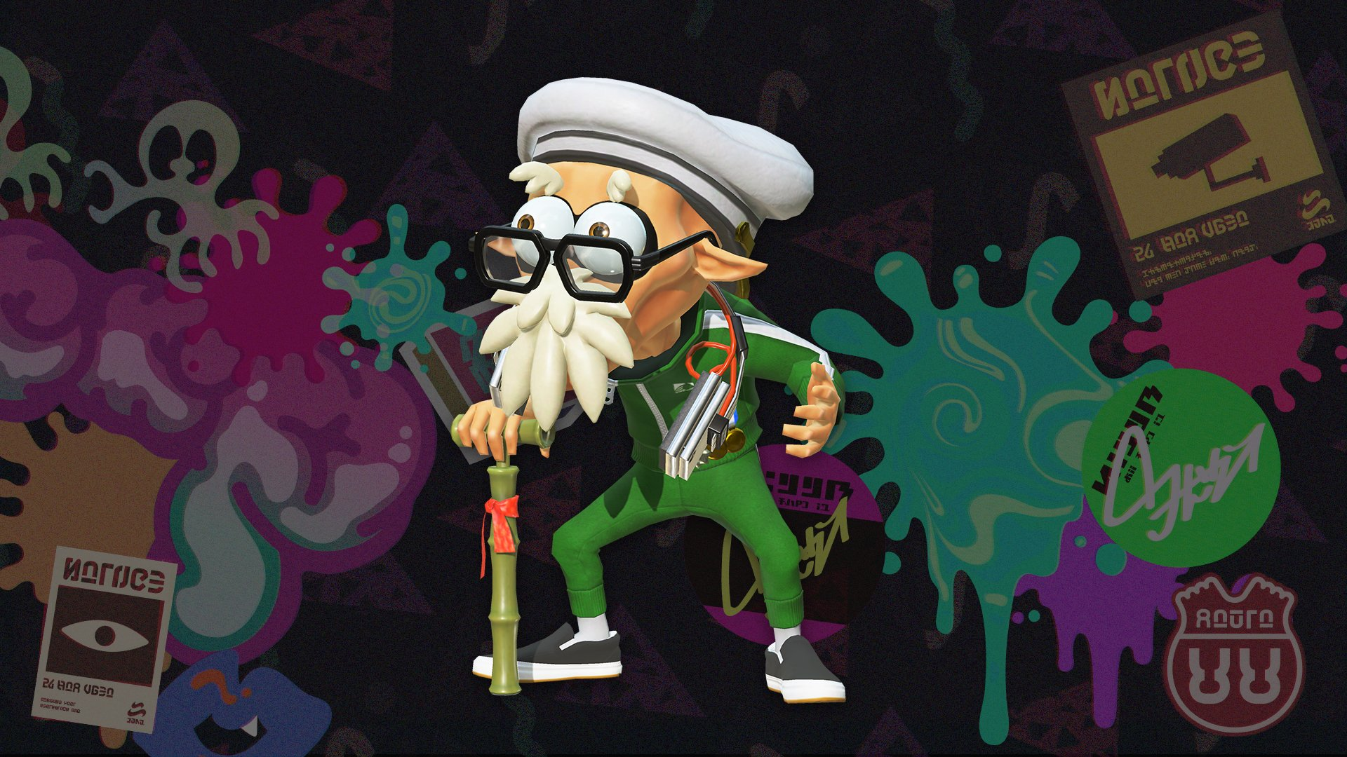 Splatoon 2 More Details About The Octo Expansion
