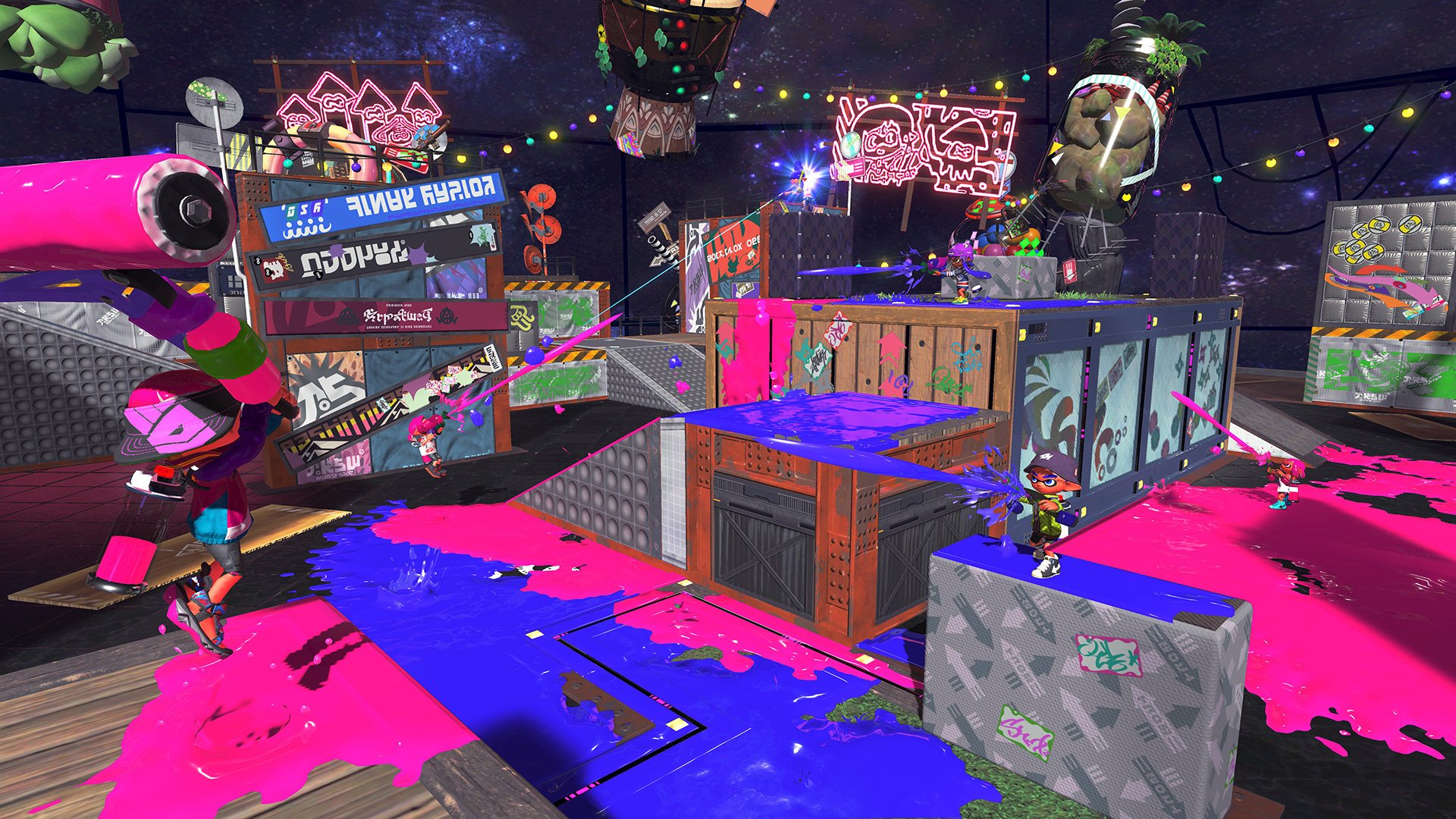 splatoon 2  all you need to know about splatfests