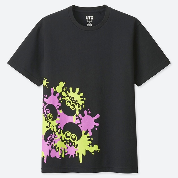 b22eb0e09 It's not the first time Uniqlo is carrying Nintendo t-shirts: there has  already been some via the UT Grand Prix back in 2017), but this time  around, ...