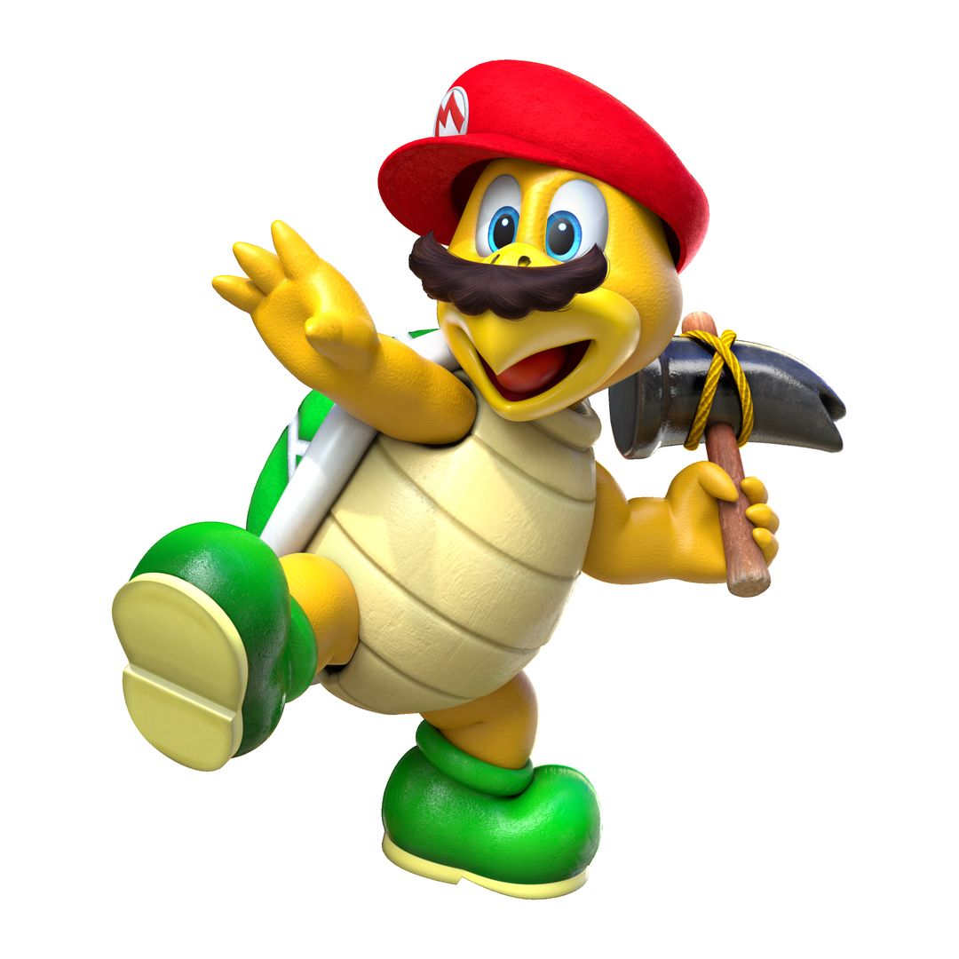 Super Mario Odyssey E3 2017 Trailer 3 Amiibo Screens