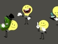 Lightbulb poses