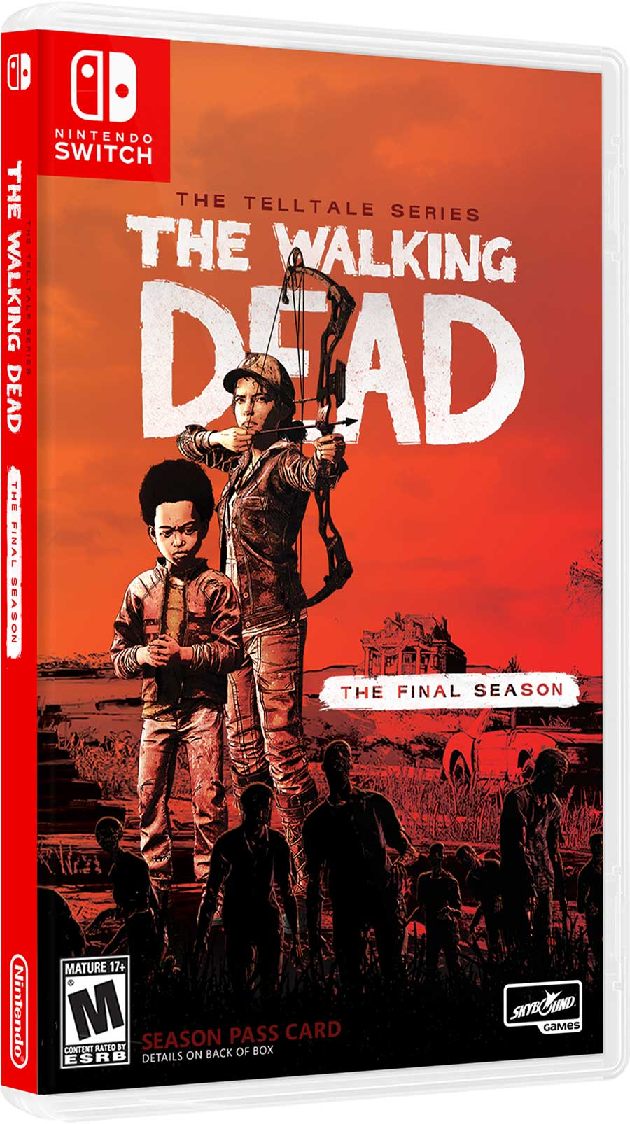 Daily Briefs (Feb  4, Round 3) - The Walking Dead: The Final