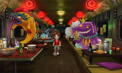 Yo Kai Watch 2 Psychic Specters 3rd Version Releasing