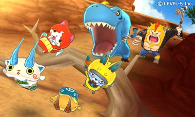 Yo-kai Watch 3: Sukiyaki gets more details, screens/artworks, and a trailer - Perfectly Nintendo