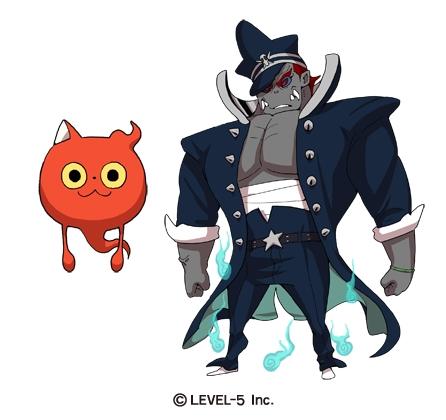 level 5 animes yo kai watch shadow side layton mystery agency