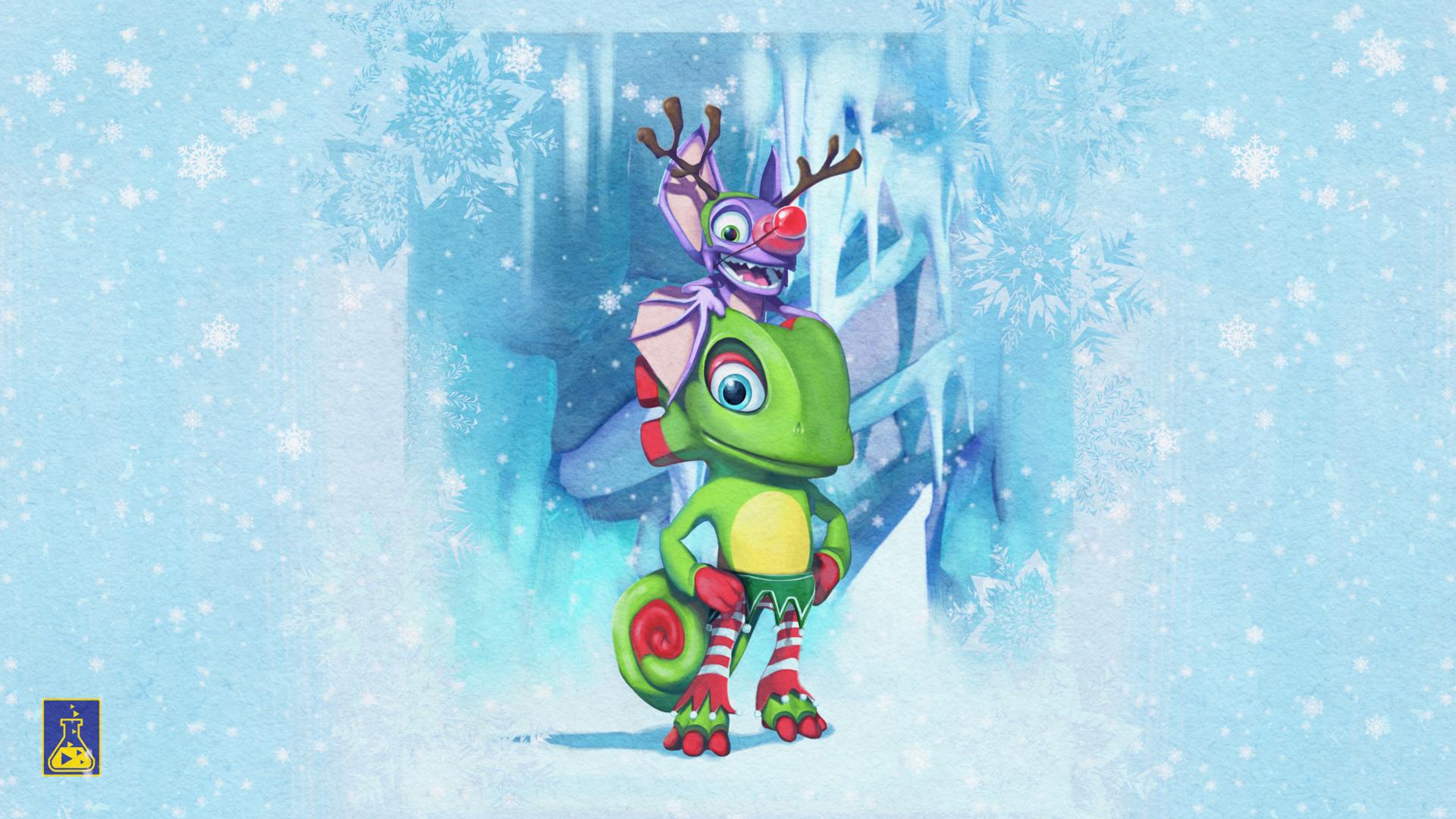 Yooka-Laylee: Merry Christmas from Playtonic - Perfectly Nintendo