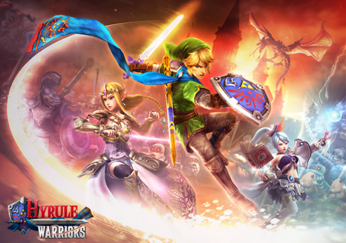 Hyrule Warriors New Update Available Ver 1 8 0 Perfectly Nintendo