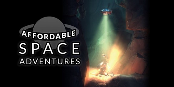 Affordable Space Adventure