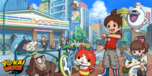 Yo Kai Watch List Of All The Passwords Qr Codes Perfectly Nintendo