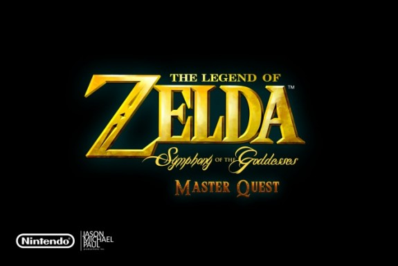 Zelda: Symphony of the Goddesses Master Quest