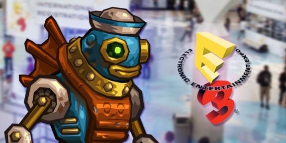 SteamWorld Heist E3