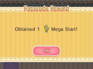 Pokemon Shuffle Mega Start