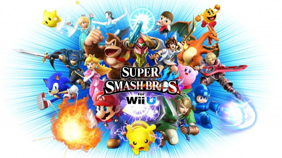 Smash Bros. Wii U