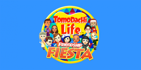 Tomodachi Life Friendship Fiesta