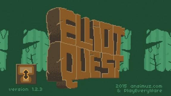 Elliot Quest 1.2.3