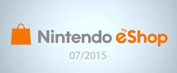 eShop highlights July 2015