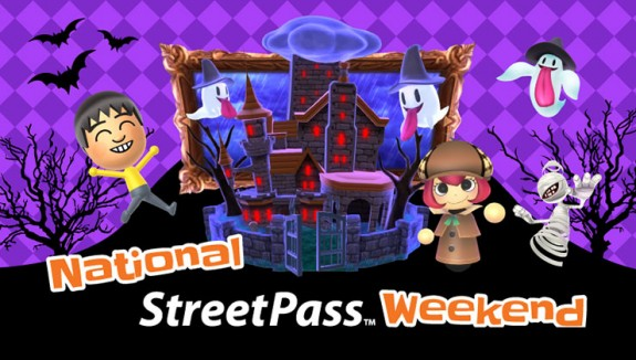 National StreetPass Week-end Halloween