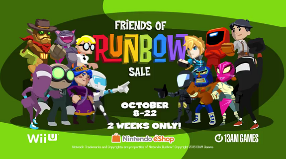 Friends of Runbow