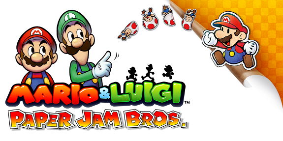 Mario Luigi Paper Jam Jp Official Website Open Details